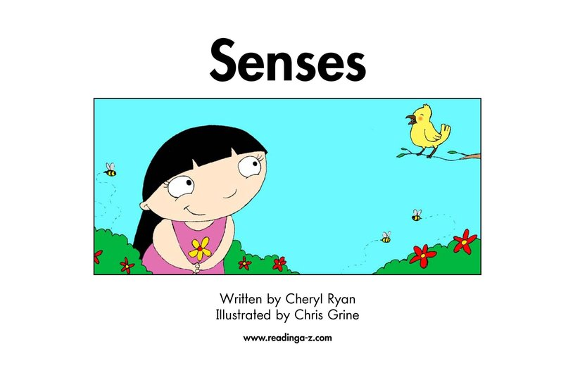 Book Preview For Senses Page 2
