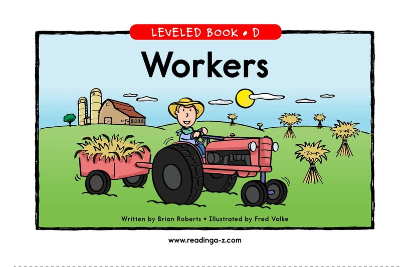 Book Preview For Workers Page 1