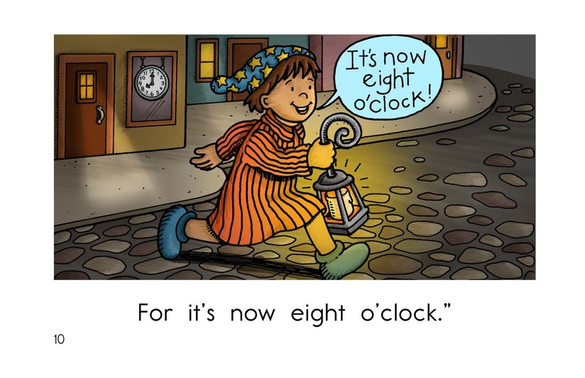 Book Preview For Wee Willie Winkie Page 10
