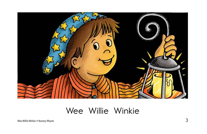 Book Preview For Wee Willie Winkie Page 3