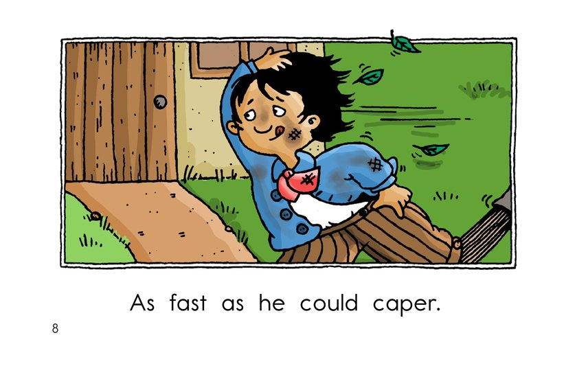 Book Preview For Jack and Jill Page 8