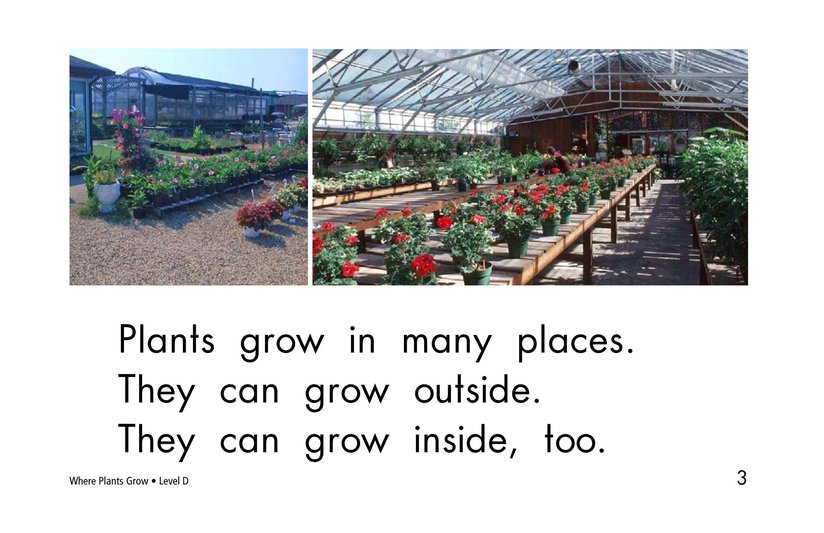 Book Preview For Where Plants Grow Page 3