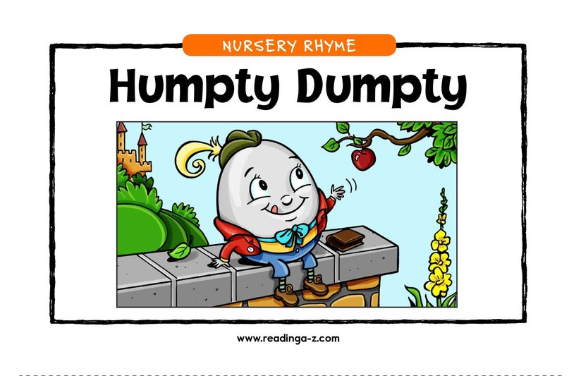 Book Preview For Humpty Dumpty Page 1