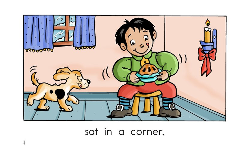 Book Preview For Little Jack Horner Page 4