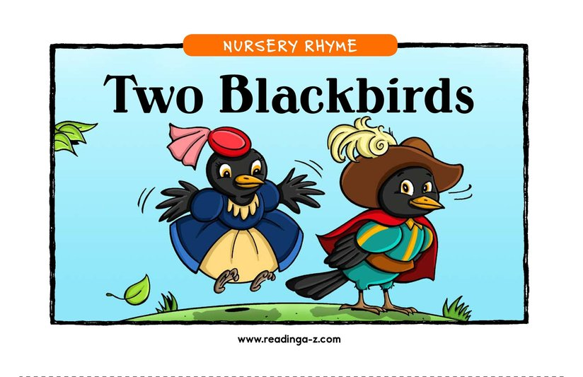 Book Preview For Two Blackbirds Page 1