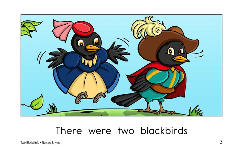 Book Preview For Two Blackbirds Page 3