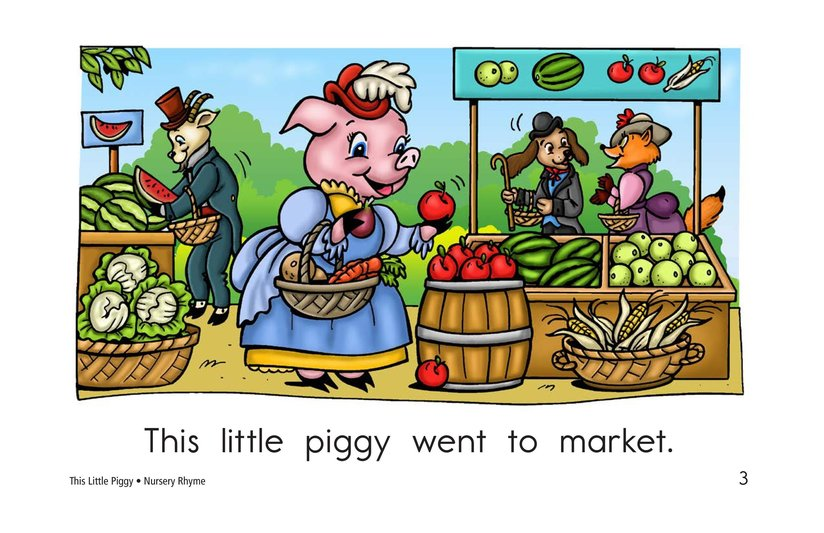 Book Preview For This Little Piggy Page 3
