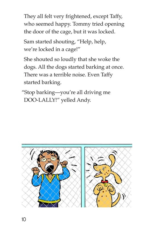 Book Preview For The Animal Shelter Page 10