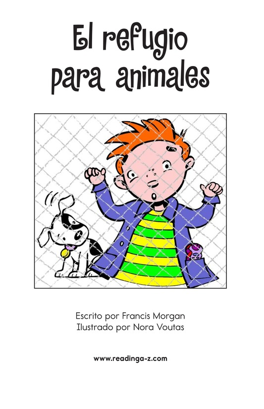 Book Preview For The Animal Shelter Page 2