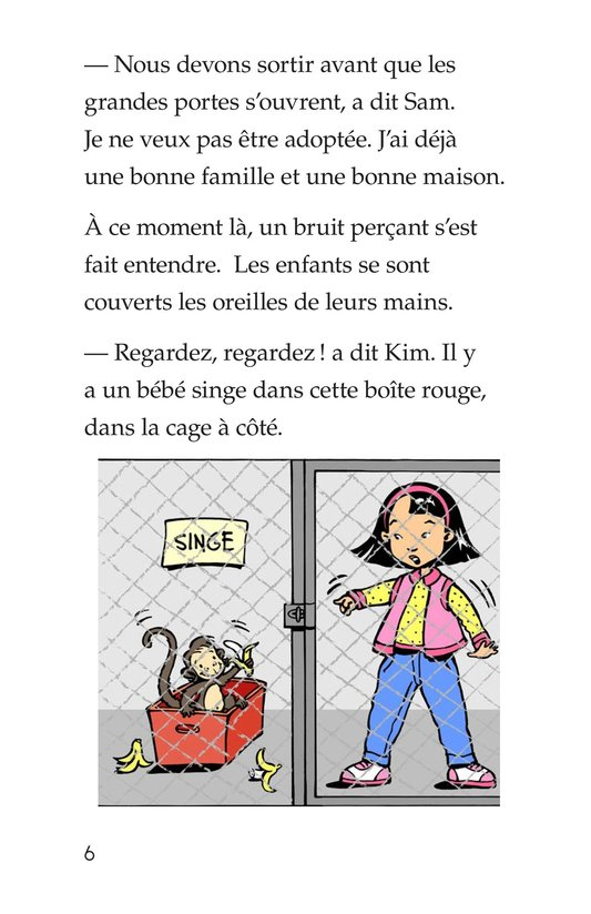 Book Preview For Bongo Gets Adopted Page 6
