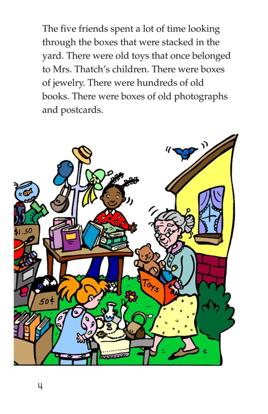 Book Preview For Tommy Goes to a Yard Sale Page 4
