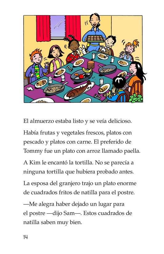 Book Preview For Tommy the Bullfighter Page 14