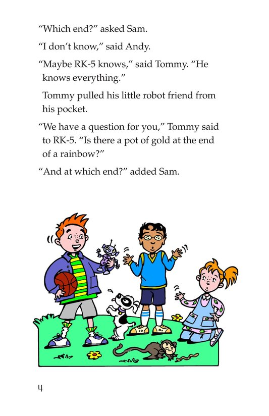 Book Preview For Tommy Goes to Ireland Page 4