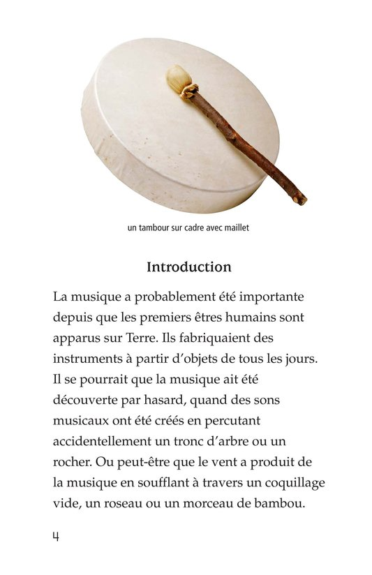 Book Preview For Musical Instruments Page 4