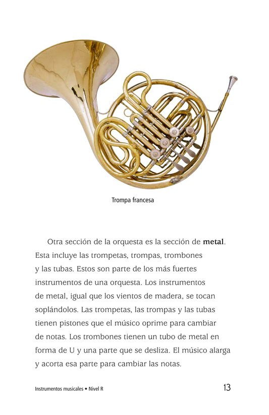 Book Preview For Musical Instruments Page 13
