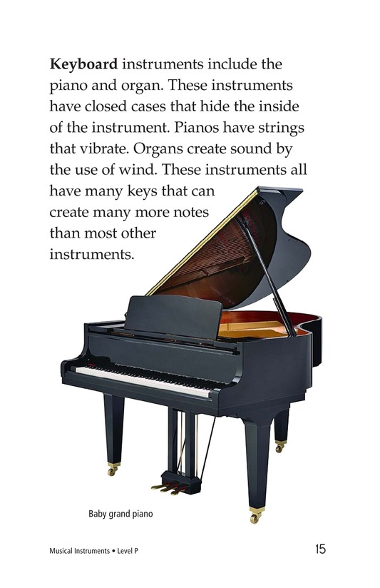 Book Preview For Musical Instruments Page 15