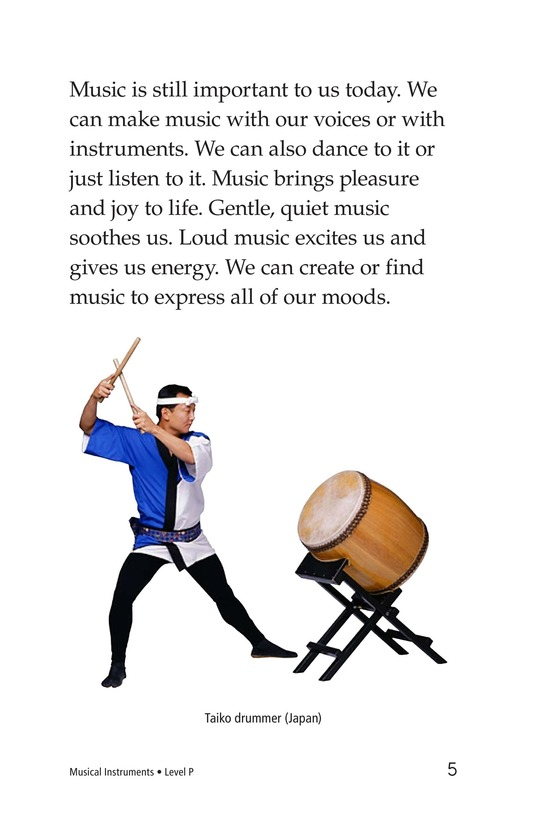 Book Preview For Musical Instruments Page 5