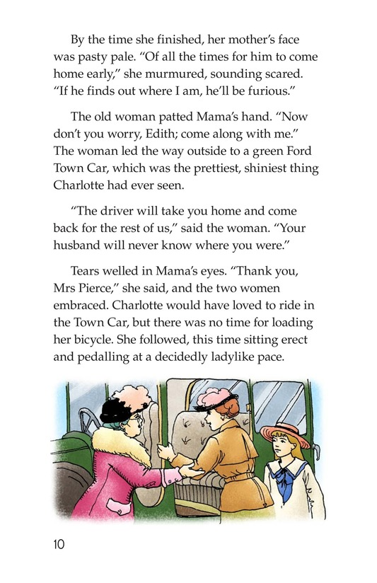 Book Preview For Meeting Mrs. Pierce Page 10