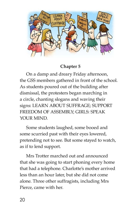 Book Preview For Meeting Mrs. Pierce Page 20