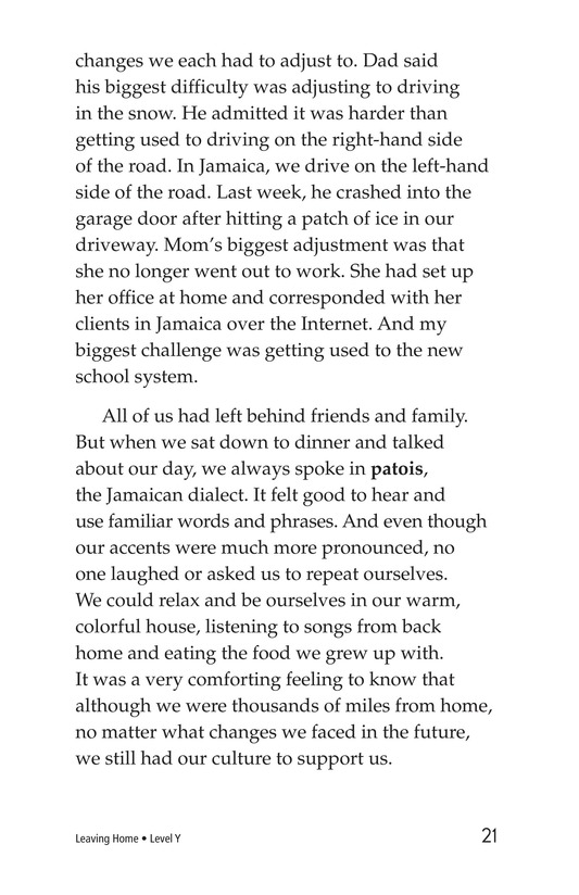 Book Preview For Leaving Home Page 21