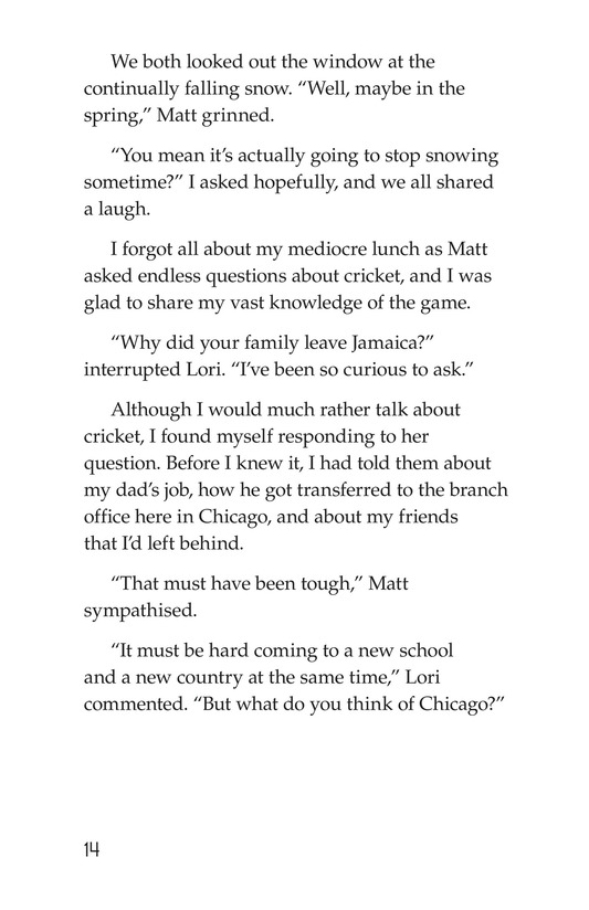 Book Preview For Leaving Home Page 14
