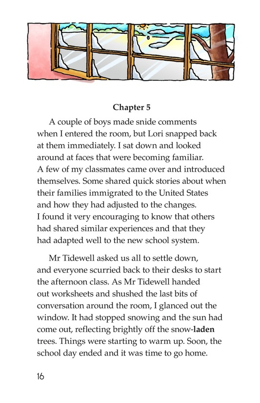 Book Preview For Leaving Home Page 16