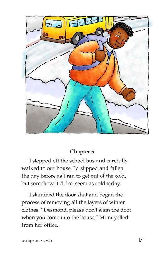 Book Preview For Leaving Home Page 17
