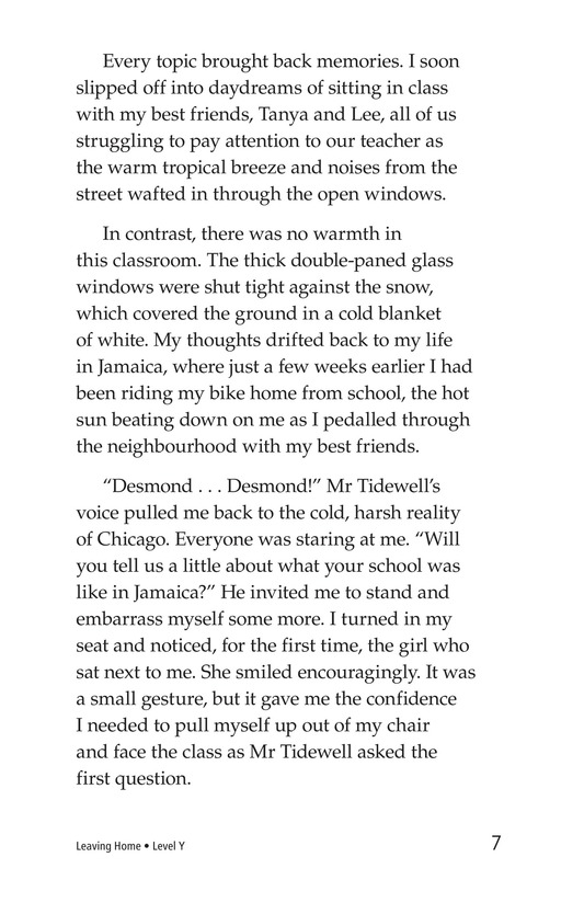 Book Preview For Leaving Home Page 7