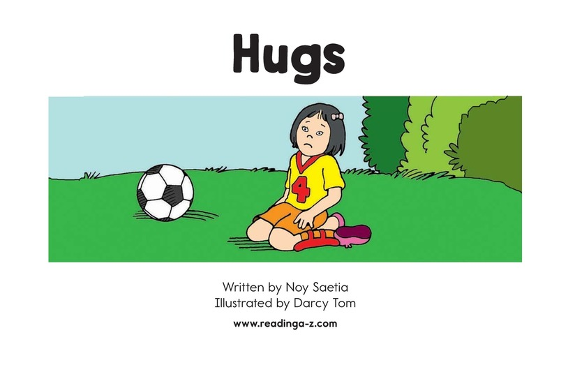 Book Preview For Hugs Page 2