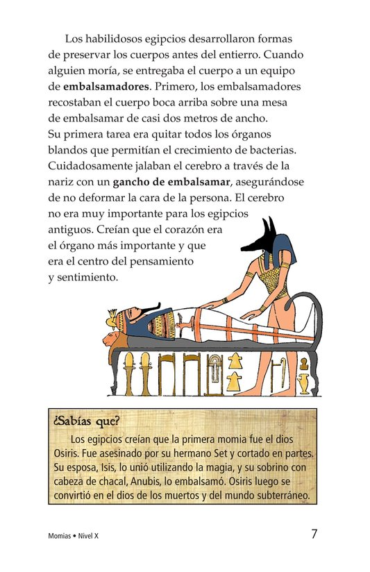 Book Preview For Mummies Page 7