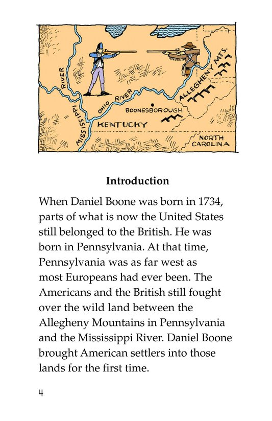 Book Preview For Daniel Boone Page 4