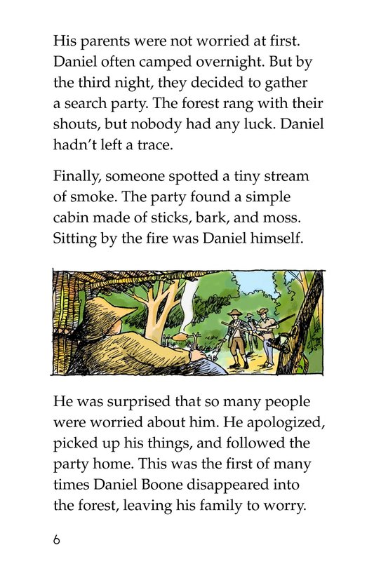 Book Preview For Daniel Boone Page 6