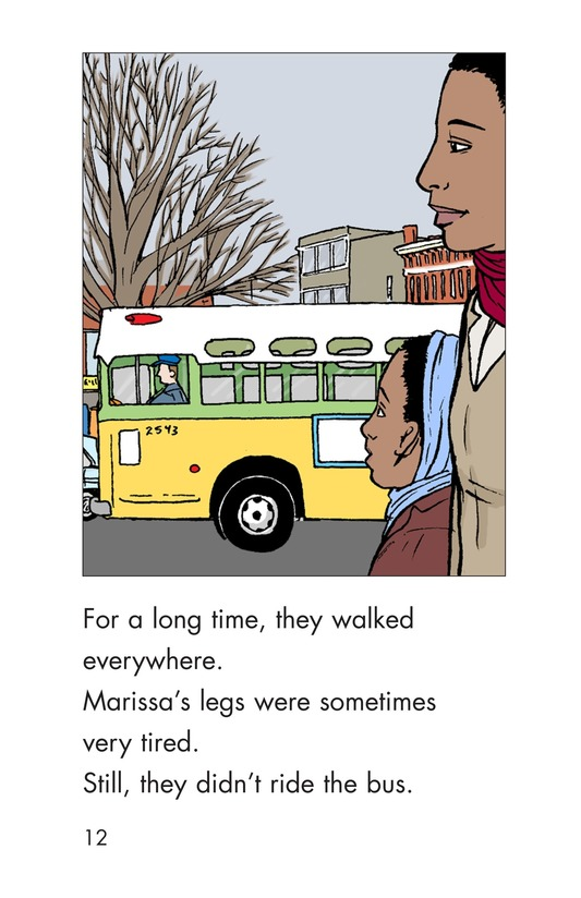 Book Preview For Riding With Rosa Parks Page 12