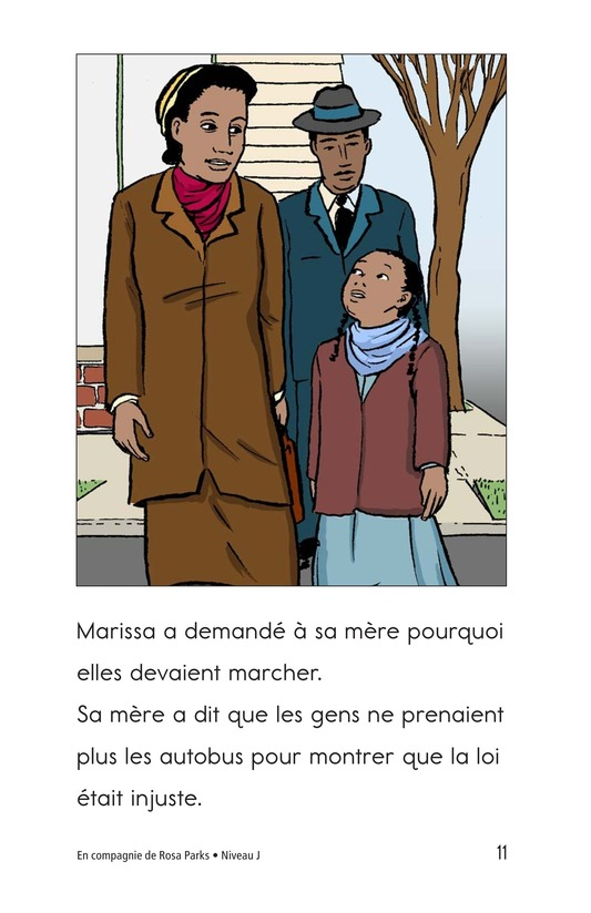 Book Preview For Riding With Rosa Parks Page 11