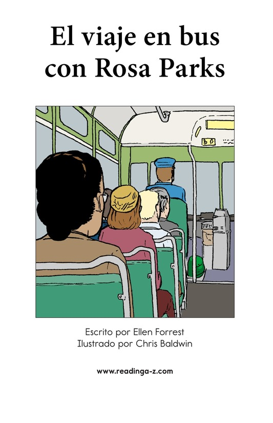 Book Preview For Riding With Rosa Parks Page 2