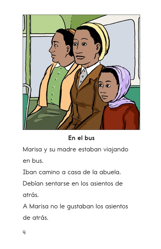 Book Preview For Riding With Rosa Parks Page 4