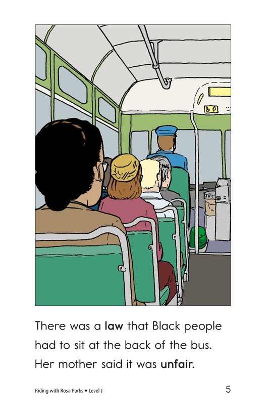 Book Preview For Riding With Rosa Parks Page 5