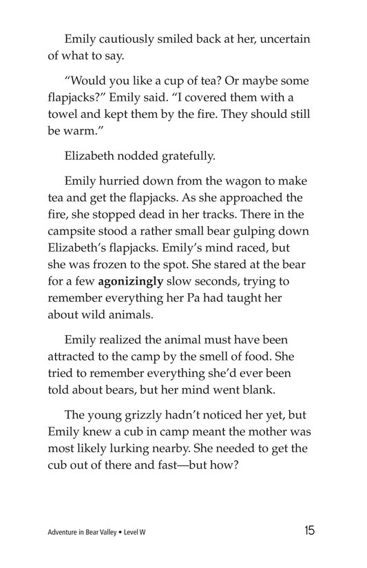Book Preview For Adventure in Bear Valley Page 15