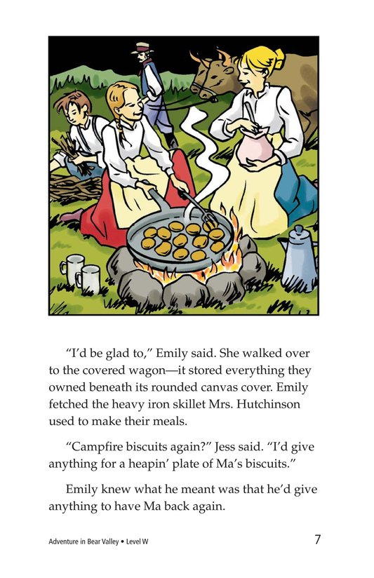 Book Preview For Adventure in Bear Valley Page 7