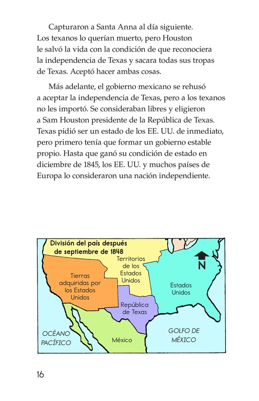 Book Preview For Remembering the Alamo Page 16