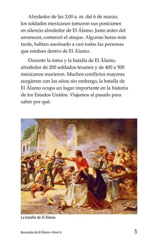 Book Preview For Remembering the Alamo Page 5