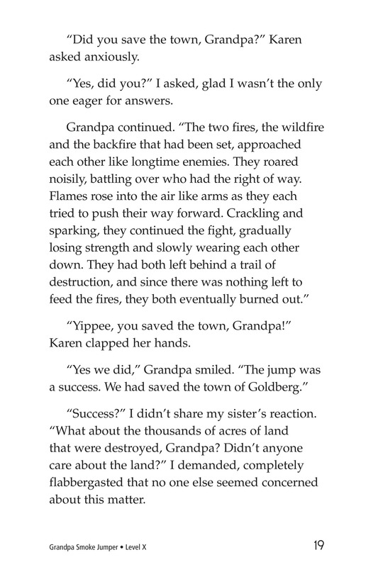 Book Preview For Grandpa Smoke Jumper Page 19