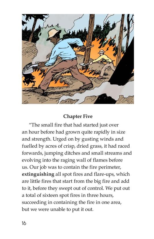 Book Preview For Grandpa Smoke Jumper Page 16