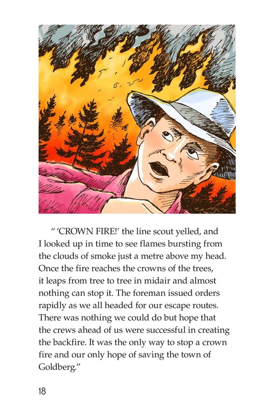 Book Preview For Grandpa Smoke Jumper Page 18