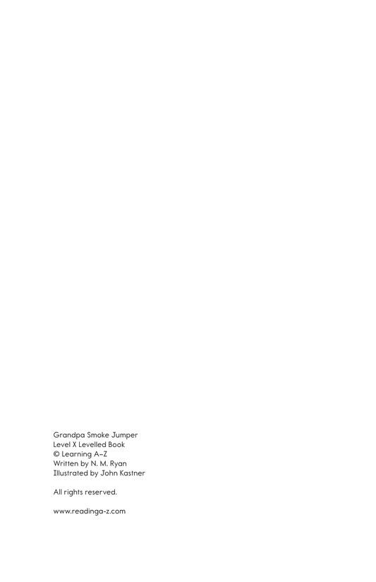 Book Preview For Grandpa Smoke Jumper Page 23