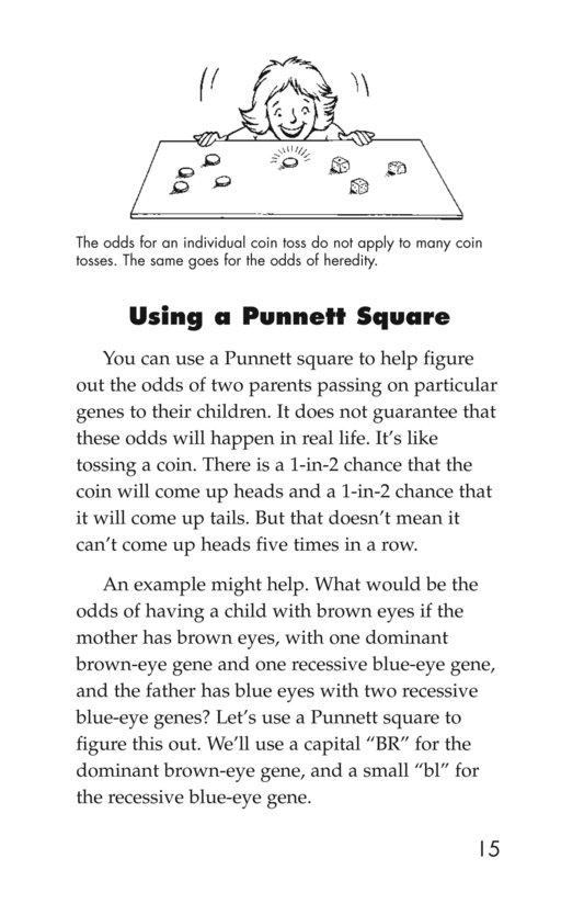 Book Preview For What Makes You, You? Page 15