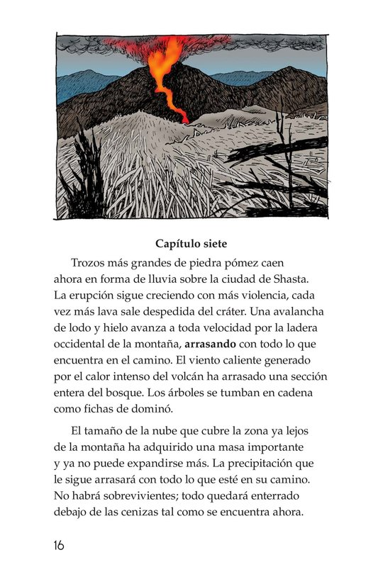 Book Preview For The Eruption of Mount Shasta Page 16