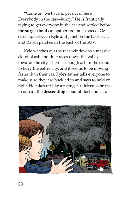 Book Preview For The Eruption of Mount Shasta Page 20