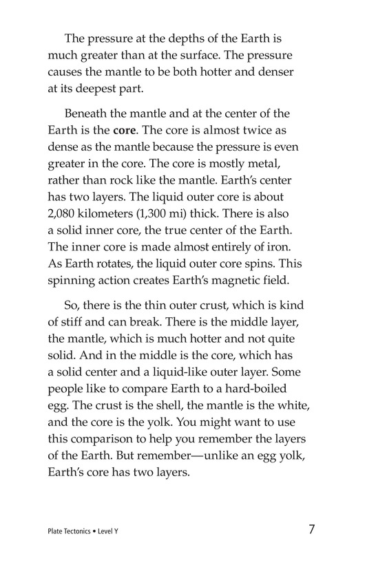 Book Preview For Plate Tectonics Page 7