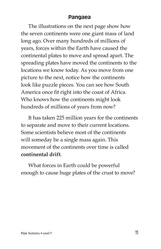 Book Preview For Plate Tectonics Page 11